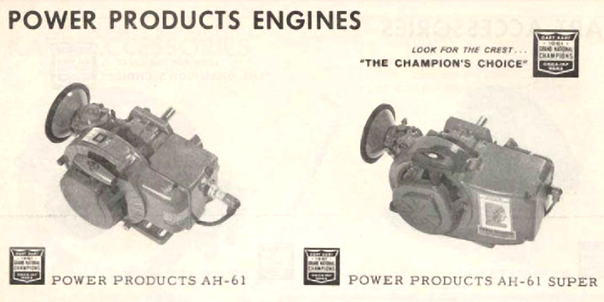power products piston Vintage